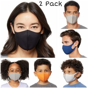 2ct Face Mask Cover Adult Unisex Adult or Children